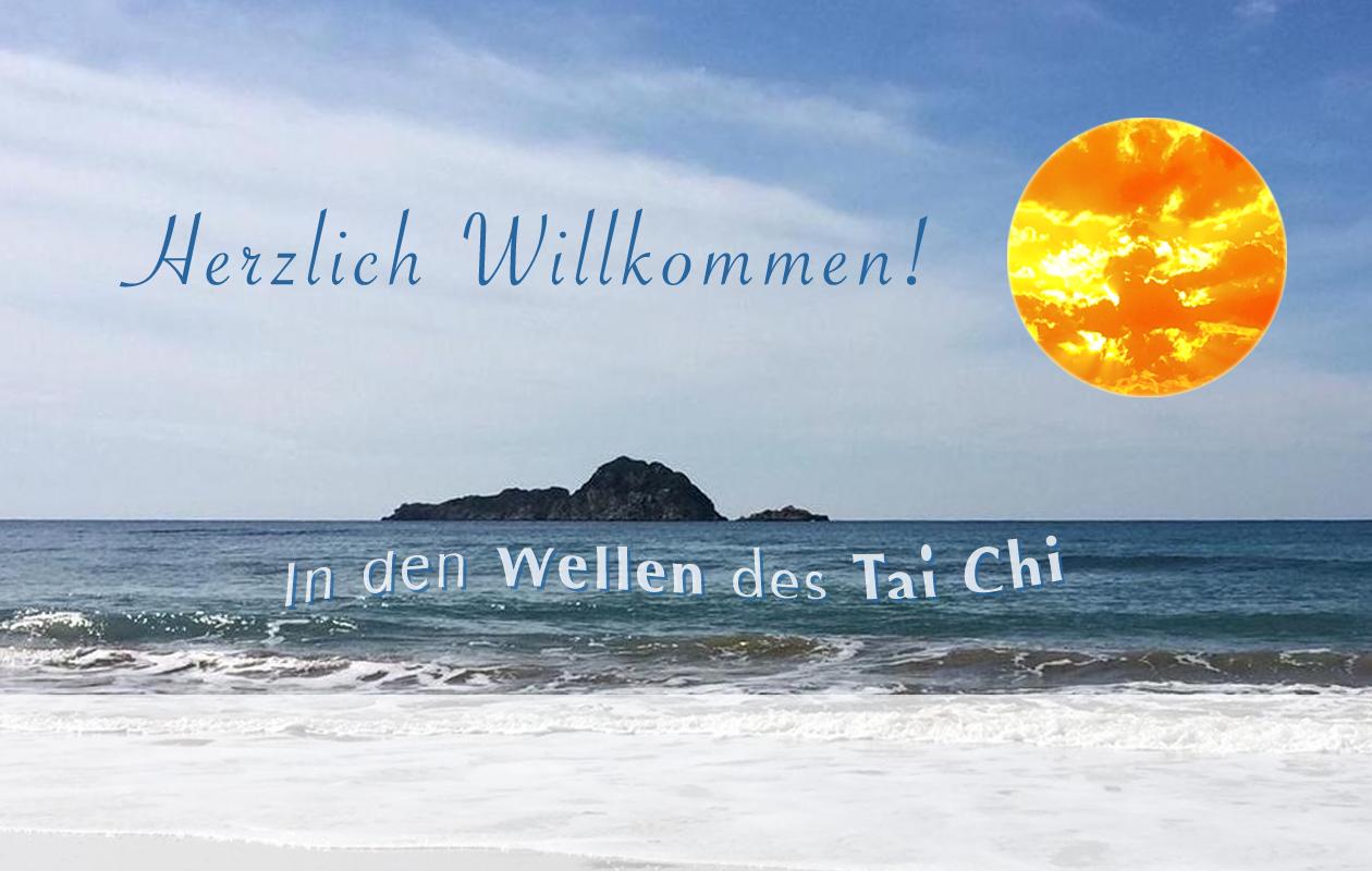 Herzlich Willkommen - in den Wellen des Tai Chi - Ferien-Seminare auf Korfu mit Petwer Walter Kagelmann - Lust auf Bewusst